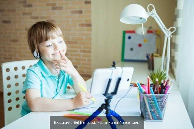 Online Çocuk Resim Kursu